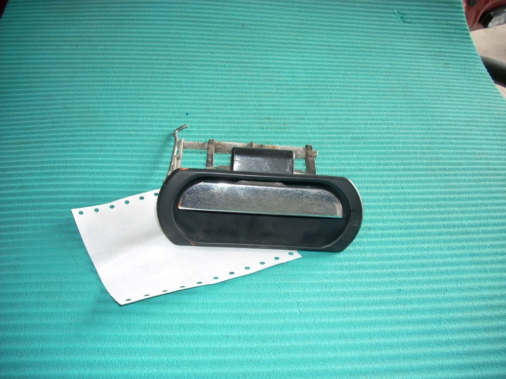 1980 1981 1982 1983 1984 1985 1986 1987 JAGUAR XJ6 RIGHT FRONT OUTER DOOR HANDLE