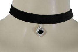 Women Sexy Stylish Short Choker Necklace Fashion Jewelry Bling Black Bea... - $17.62