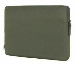 "NEW Incase Compact Sleeve 15"" MacBook Pro Retina/Thunderbolt 3 Olive Green Nylon image 1"