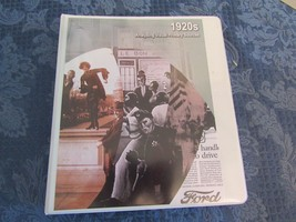NOS Social Studies Home School Analyzing Visual Primary Sources 1920s - $34.71