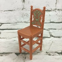 Fisher Price Loving Family Dining Chair Replacement Bar Stool 2004 Mattel - $7.91
