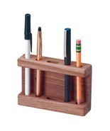 Whitecap Teak Pencil Holder - ₹2,202.07 INR