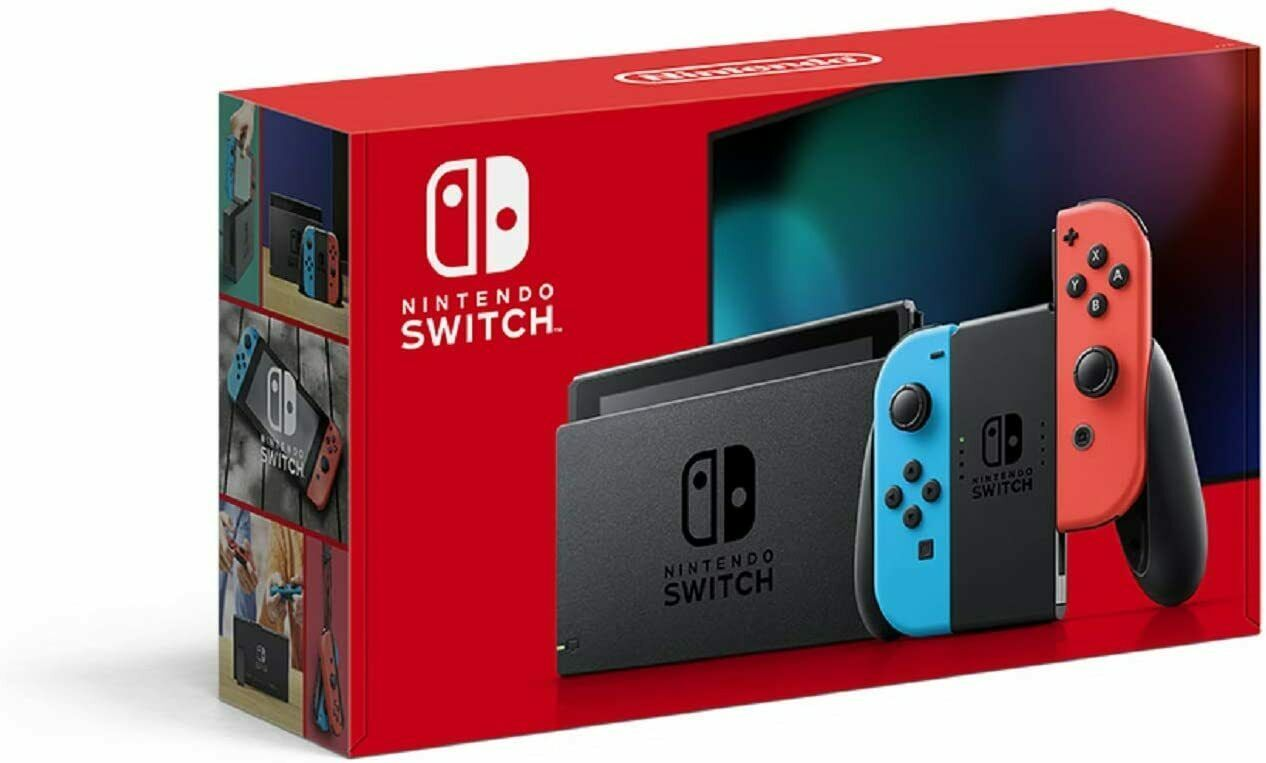 Nintendo SWITCH Console System Neon Color Japan NEW Model - $531.63