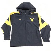 Nike Youth Size 6 Zip Up West Virginia Jacket - $9.50