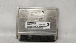 2001-2003 Bmw 530i Engine Computer Ecu Pcm Ecm Pcu Oem 7 519 308 91997 - $127.92