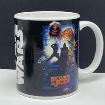 Star Wars coffee mug cup Return of Jedi galerie jabba hutt darth vader s... - $23.56