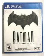 Batman The Telltale Series PS4 (Sony PlayStation 4, 2016) Brand New /Reg... - $16.82