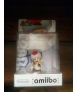 Toad - Super Mario Series - Nintendo Amiibo - Brand New - $19.79