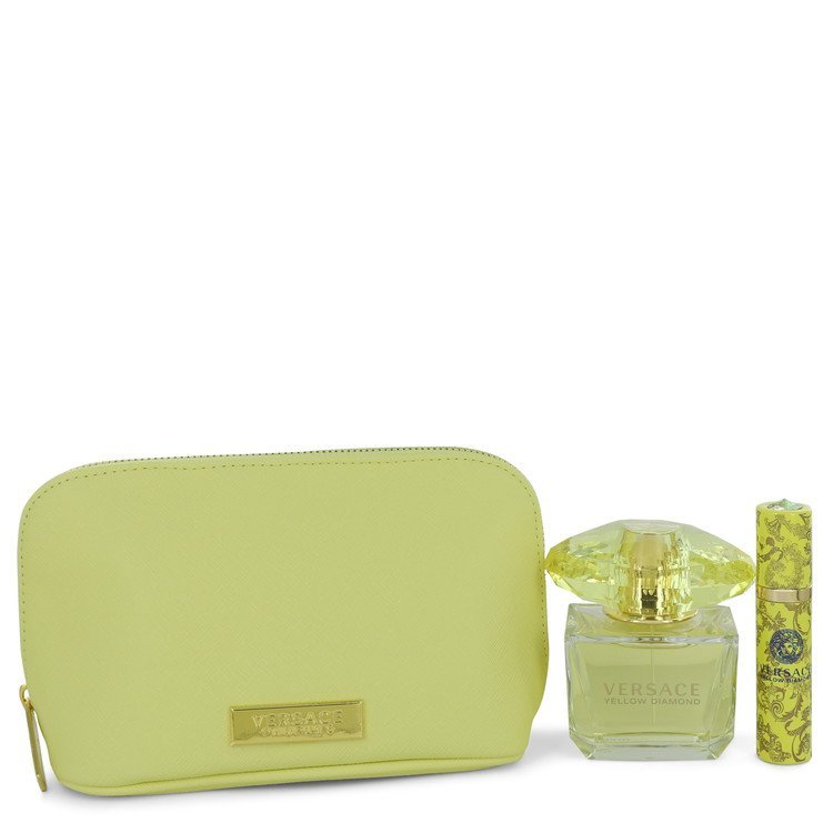 Versace yellow diamond perfume set