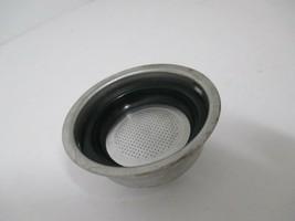 Delonghi Espresso Machine 1 Cup Coffee Filter Assembly EC140B EC155 BAR32 - $9.99