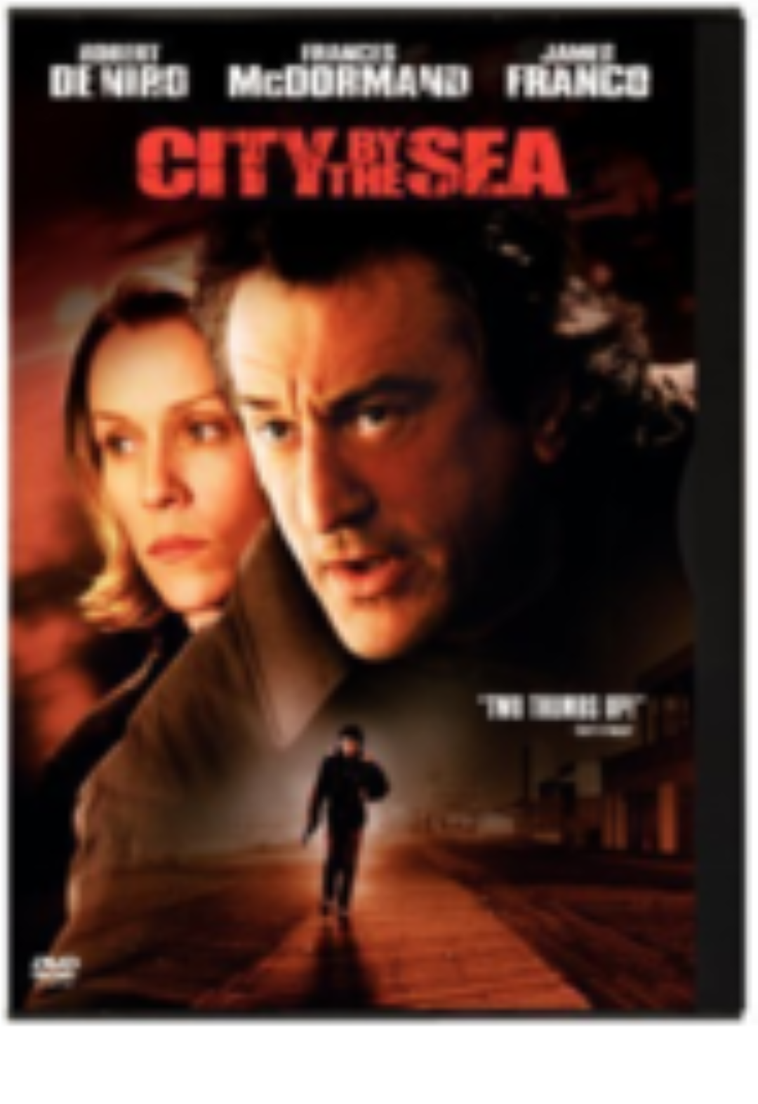 City by the Sea Dvd