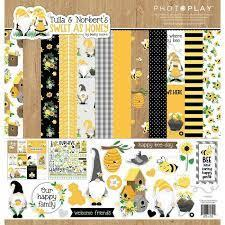 Sweet As Honey DELUXE Kit. Photoplay Paper
