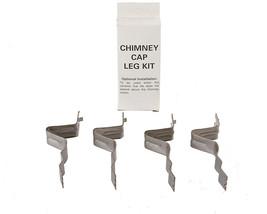 HY-C SCLK Chimney Cap Leg Kit, Stainless Steel - $14.30