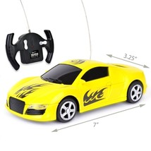 Nitrous Street Racer Super Quick R/C Car w/Working Headlights - 27MHz (Y... - $26.03