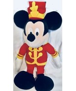 """Macy's Mickey Mouse 24"""" Marching Band Leader Christmas Holiday Disney Pl... - $42.56"""