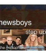 Step Up to the Microphone by Newsboys Cd - $10.50