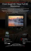 Lukas K-900 QD 2Ch QHD/FHD 3.5In 32Gb ADAS 3.0 GPS Sony Exmor R STARVIS / FedEx image 3