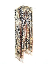 Scarves Indian Tiger Animal Print Scarf Women Sexy Stoles Wrap Shawl Han... - £8.55 GBP