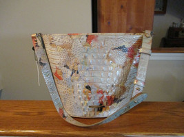 Authentic Brahmin Quinn Oasis Melbourne Shoulder Bag Bucket NWT R98 151 ... - $197.99