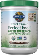 Garden of Life Vegan Green Superfood Powder - Raw Organic Perfect Whole ... - $132.48