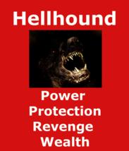 hkk Spr Alpha Hellhound Demon of Power Protection Revenge  + Money Luck ... - $144.50