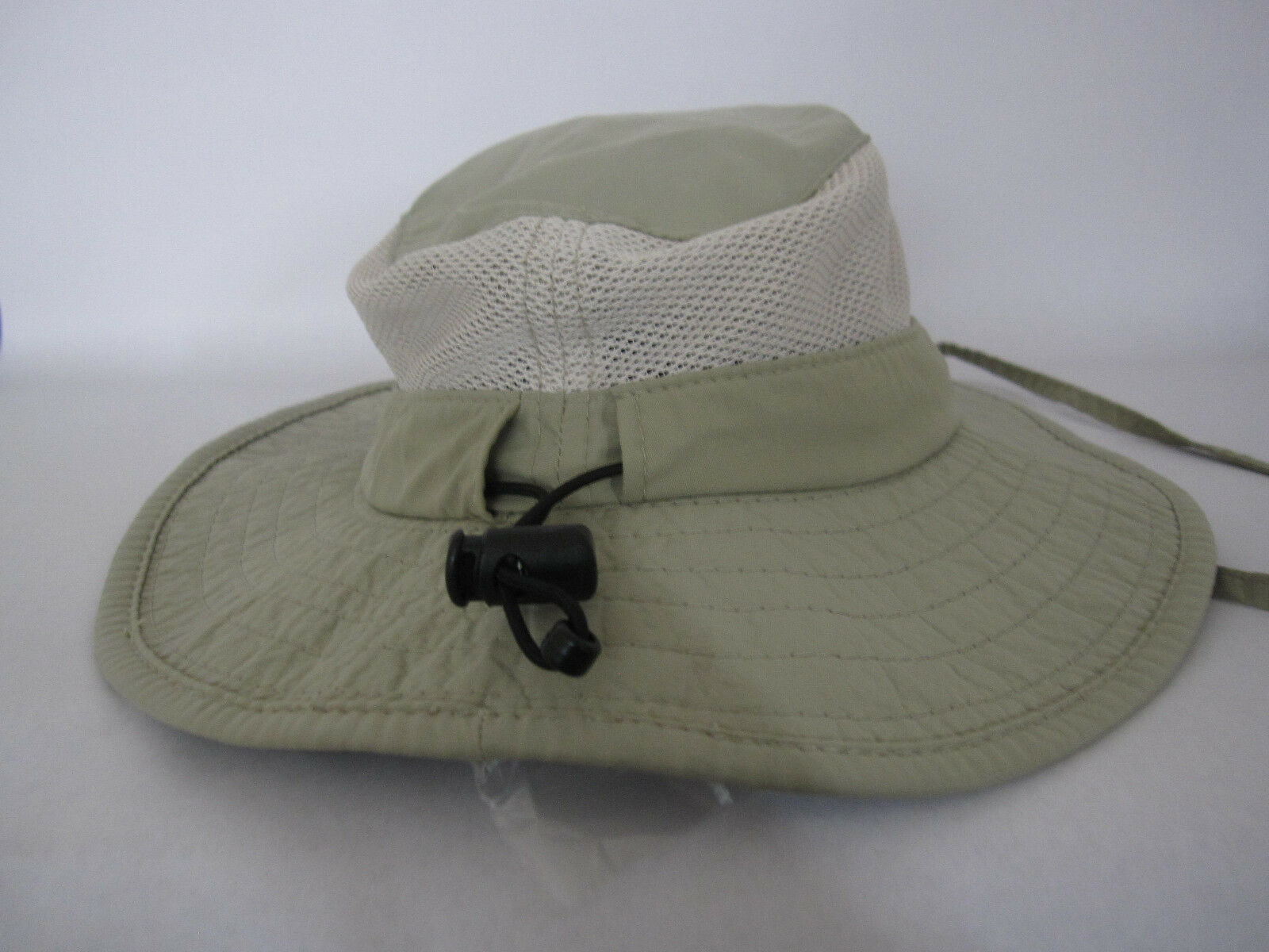 Dorfman Pacific Co DPC Fishing/Outdoor/Camping Vented Nylon Bucket Hat Sz S image 3