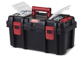 Keter Pro Tool Box 19, Black (1-(Pack)) - $39.22