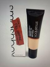 Smashbox Studio Skin Full Coverage 24 Hr Foundation 2.25 Lt Med/Cool Peach NIB - $24.00