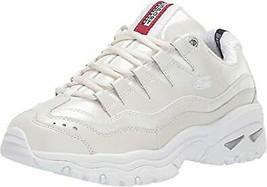Skechers Women's Energy Sneaker 9M White NEW - $46.51