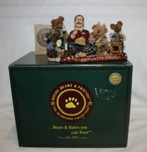 Boyds Bears & Friends ~ Boyds Bearstones Fifth Anniversary ~ #227803 L.E. - $8.54