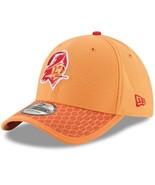 Tampa Bay Buccaneers New Era 39Thirty NFL Sidelines FlexFit M/L Cap Hat - $30.60