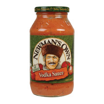 Newman's Own Pasta Sauce - Vodka - Case of 12 - 24 Fl oz. - $80.99
