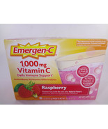 Emergen-C 1,000 mg Vitamin C Raspberry 30 Packets {VS-E} - $13.10