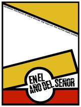 El A–o del se–or vintage Movie POSTER.Graphic Design.Wall Art Decoration... - $10.89+