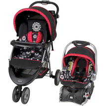 Stroller Combo Baby Tricycle Travel System Infant Safety Rear-facing Car... - $193.60