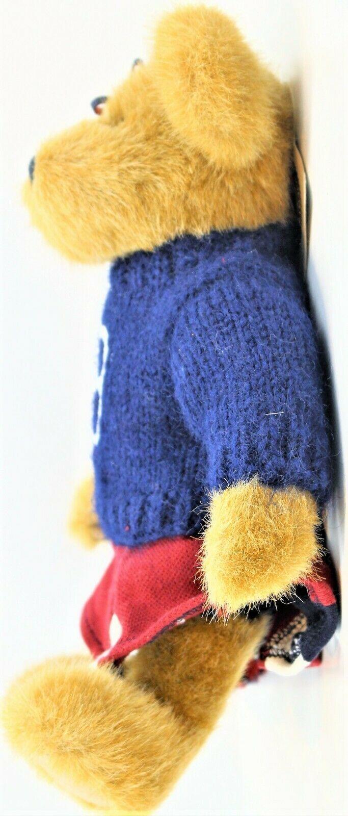 Boyds Bears Plush Tami P. Rally Plush Cheerleader Bear School Collection image 4