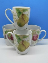 Lenox Garden Mural Bundle of 4 Coffee Mugs - $29.79