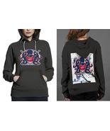 NEW !! Detroit Red Wings Hockey Classic Black women's Hoodie - $29.99