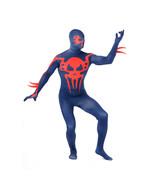 Devil Spiderman Spandex Bodysuit Zentai Suit Catsuit Unisex Costume - $49.00