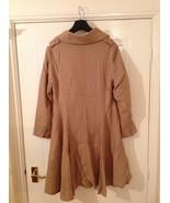 Lee Cooper Trench Coat / Ladies - Sizes: M / L / XL - Colour : Beige - $32.00