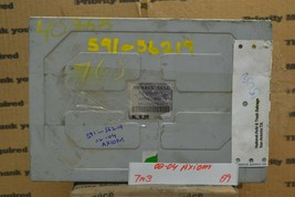 02-04 Isuzu Axiom Suspension Control Unit 8972542311 29-7A3 - $27.99