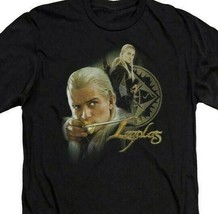 The Lord of the Rings Legolas Elf Woodland Realm graphic t-shirt LOR1016 image 2