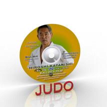 Judo seminar. Hiroshi Katanishi 8 dan. 2017. Disk 4. - $7.69