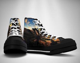 Santa Monica Beach  Canvas Sneakers Shoes - $49.99