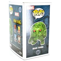 Funko Pop! Marvel Man-Thing 2019 SDCC Summer Convention Exclusive #492 image 4