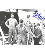 Gerry/Gerald Griffin signed Vintage B&W 8x10 Photo Flight Director Apoll... - $74.95