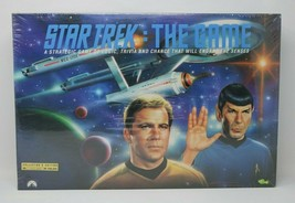 1992 Star Trek: The Game Classic Board Game Factory Sealed - $39.11