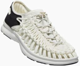 Keen Uneek o2 Size US 7 M (B) EU 37.5 Women's Sport Sandals Shoes White / Black image 3