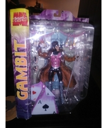 marvel select Gambit figure in package brand new - $37.99