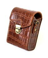 PU Camera Bag Leather Case Nikon Coolpix AW130 AW120 AW110 AW100 A900 A1... - $26.47